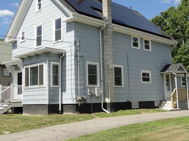 28 Grant Avenue Brockton MA 02301