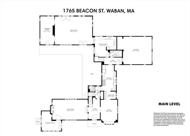 1765 Beacon Street Newton MA 02468