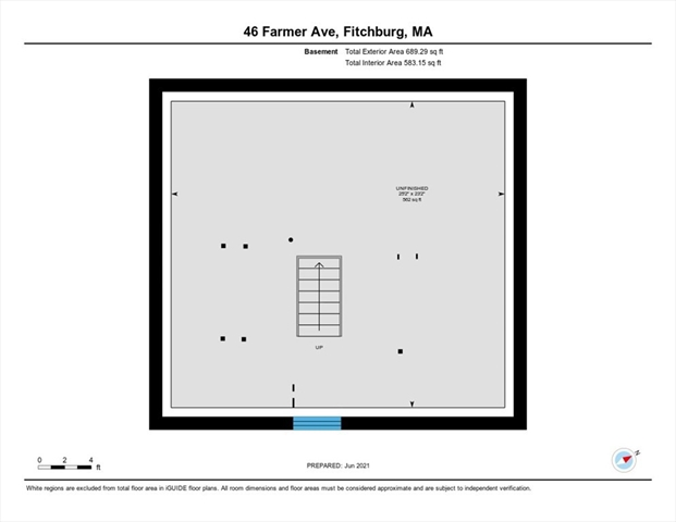 46 Farmer Avenue Fitchburg MA 01420