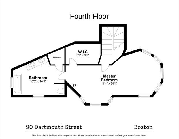 90 Dartmouth Street Boston MA 02116