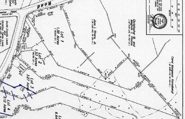 Lot 2 (63) Willard Road Ashburnham MA 01430