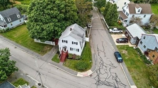 41 Newton Street Quincy MA 02169
