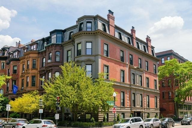 48 Commonwealth Avenue Boston MA 02116
