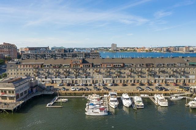 40 Commercial Wharf Boston MA 02110
