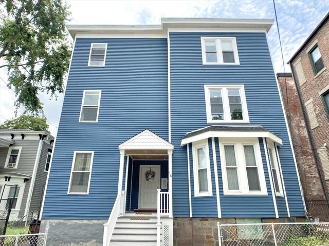 38 Wayne Street Boston MA 02121