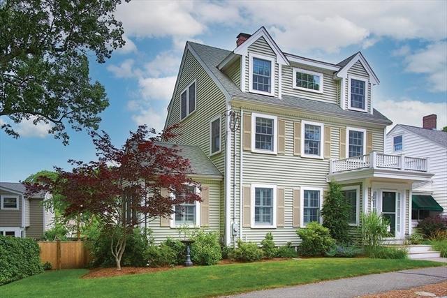 89 Dwinell Street Boston MA 02132