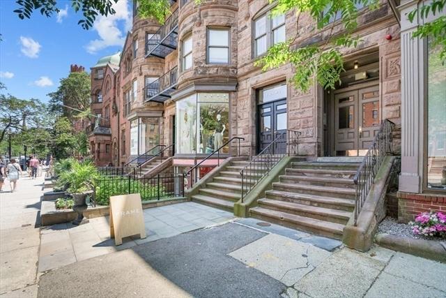 158 Newbury Street Boston MA 02116