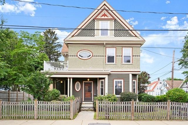296 Temple Street Boston MA 02132