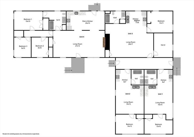 160-164 Winthrop Street Rehoboth MA 02769