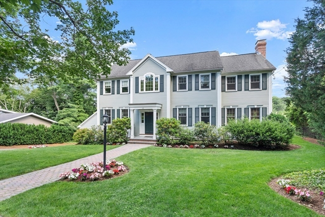 46 Valley Spring Road Newton MA 02458