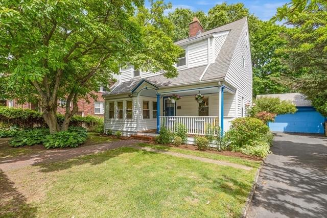 25 Ridgemont Street Boston MA 02134