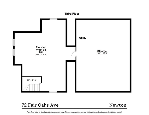 72 Fair Oaks Avenue Newton MA 02460