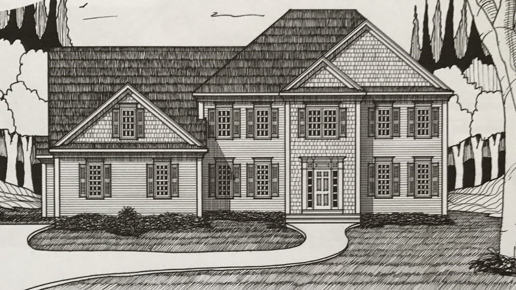 Introducing GRAFTON HILLS!  Now 2/3 SOL OUT!!!! New construction single family homes situated on 23 premium parcels located on a quiet country road with cul-de-sac  and gorgeous views of the Blackstone Valley! Our DOVER MODEL is one of our most sought after home plans with a two story family room, walk-in food pantry, mudroom area, private home office and 3 full baths, and 1 half bath.  Built by one of areas premier builders, the homes are constructed with the finest of  materials-appointed with quality craftsmanship and attention to details. Custom cabinetry in kitchen and baths with granite throughout, Sand finished Hardwoods throughout much of the first level, beautifully constructed oak hardwood staircase with newel options, wainscoting and chairrail, crown molding, upgraded trim detailing throughout, Kohler plumbing fixtures and more. Desirably located in scenic North Grafton close to the Mass Pike, Commuter Train, shopping, and amenities.