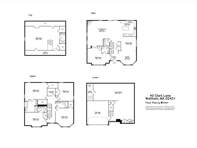 40 Clark Lane Waltham MA 02451