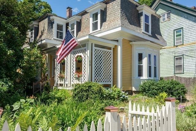68 West Street Boston MA 02136