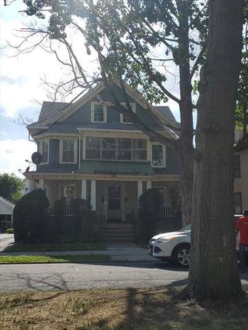 18 Rittenhouse Terrace Springfield MA 01108
