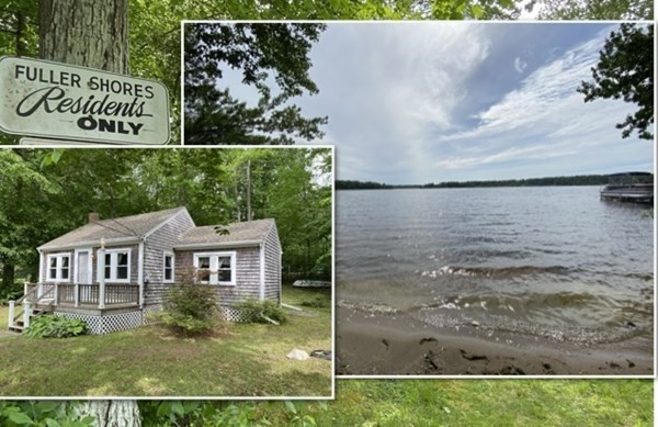 Cottage by Long Pond for you? If so, then directly across this cute as a button cottage is your access to over 1700 acres of Long Pond adventures!! There's also a sandy beach area on the pond just steps away... call the list agent today!!