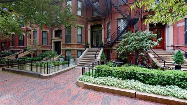 146 Marlborough Street Boston MA 02116