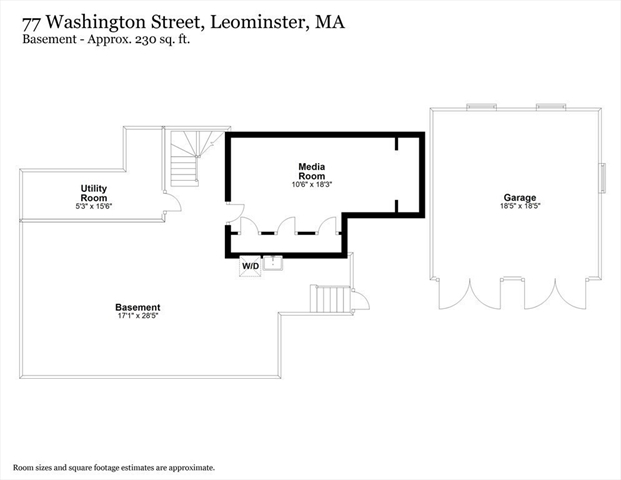77 Washington Street Leominster MA 01453