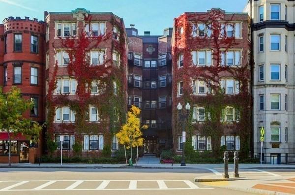 16 Westland Avenue Boston MA 02115