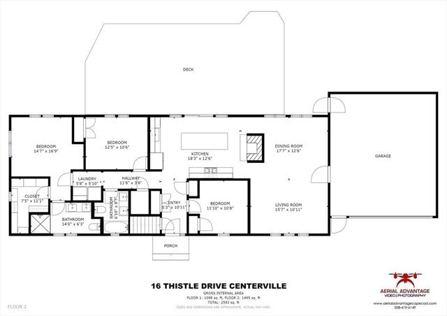 16 Thistle Drive Barnstable MA 02632