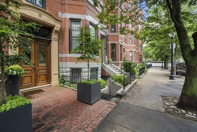 72 W Rutland Square Boston MA 02118