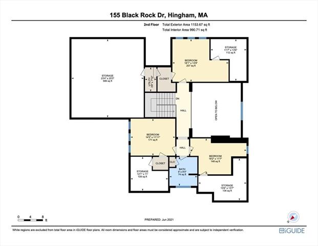 155 Black Rock Drive Hingham MA 02043
