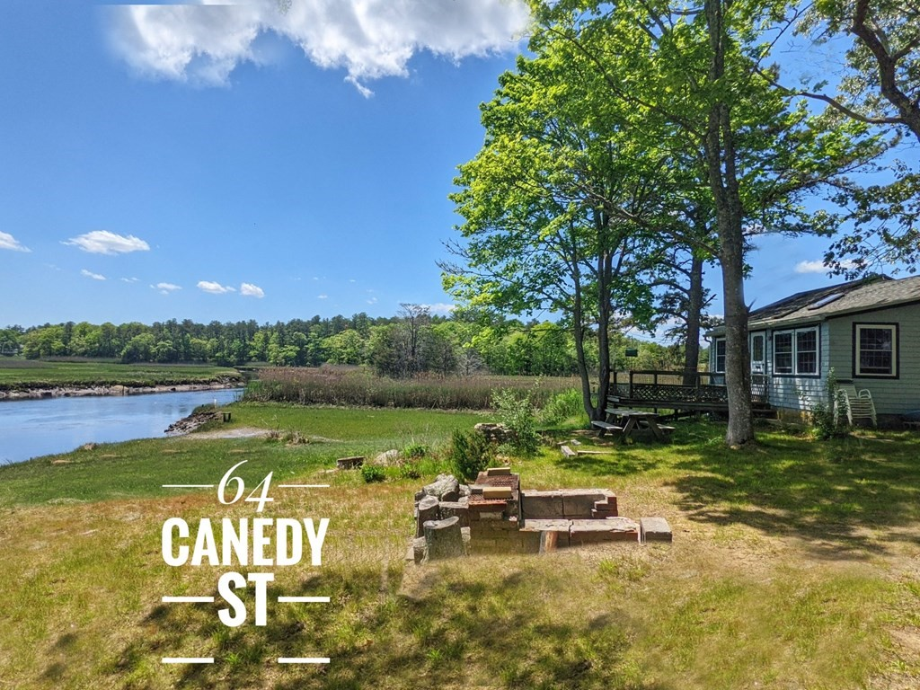 This WATERFRONT home was family built many years ago and now its your turn to make new memories!  Perfectly nestled at the end of a dead end dirt road surrounded by the Sippican River. Nice open floor plan with a dining area and a cozy living room w/skylight. Kitchen has custom built cabinets and plenty of storage, all appliances stay. Convenient 1st floor laundry. 2 spacious bedrooms with vaulted ceilings. The main bedroom overlooks the water through a big bay window and has a large closet and skylight. Some replacement windows. Property is occupied year round and heated primarily by a gas fireplace, there are also electric baseboard heaters which the seller has not used in many years and condition is unknown. Full bathroom w/a shower stall. Full basement w/a concrete floor. This home does need work and will not pass FHA/VA lending guidelines, cash/conventional buyers only. Town water/sewer, betterment is rolled in to the taxes. Sold as is. AE flood zone.