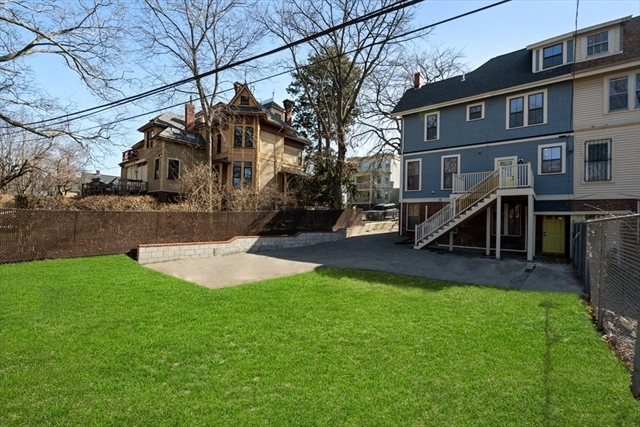 31 Monadnock Street Boston MA 02125