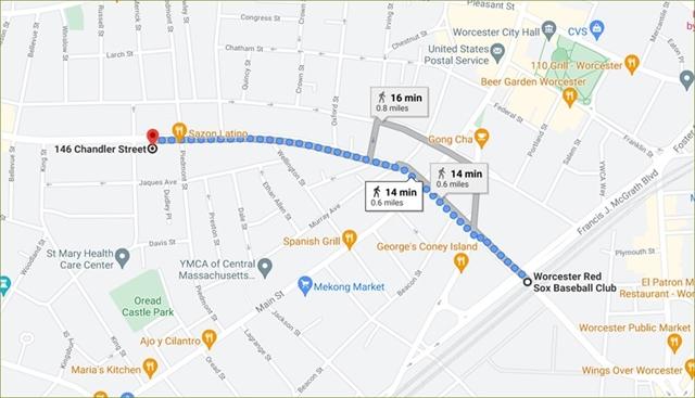 146 -152 Chandler Street Worcester MA 1609
