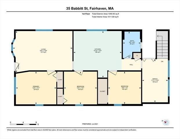 35 Babbitt Street Fairhaven MA 02719