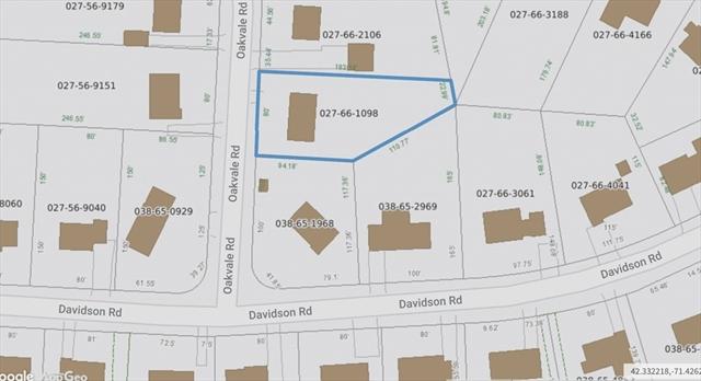 3 Oakvale Road Framingham MA 01701