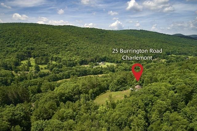 25 Burrington Road Charlemont MA 01339