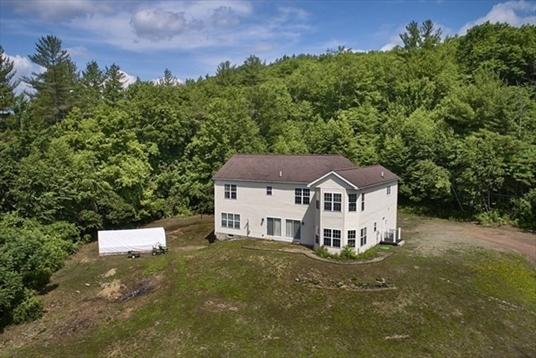 25 Burrington Road, Charlemont, MA<br>$490,000.00<br>77.2 Acres, 4 Bedrooms