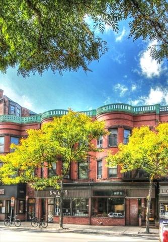 47 Massachusetts Avenue Boston MA 02115