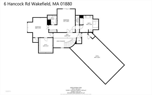 6 Hancock Road Wakefield MA 01880
