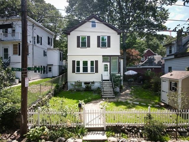 30 Oak Road Boston MA 02132