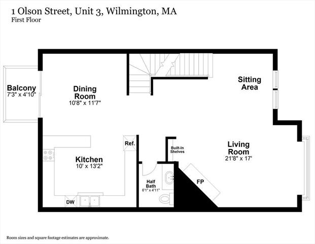 1 Olson Street Wilmington MA 01887