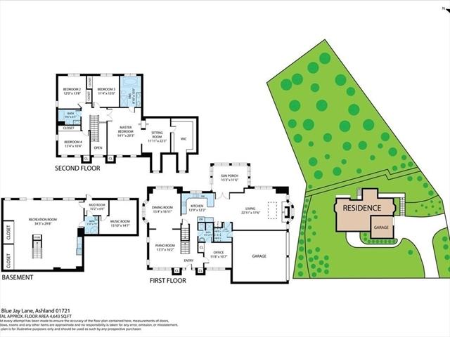 58 Blue Jay Lane Ashland MA 01721