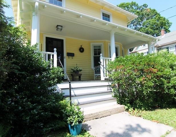 35 Parker Street Lexington MA 02421
