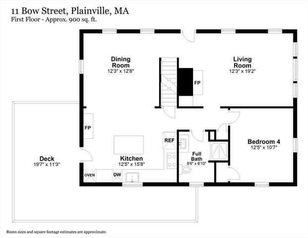 11 Bow Street Plainville MA 02762