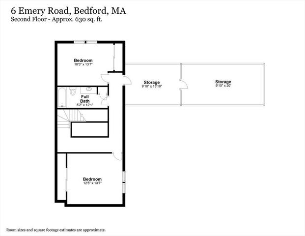 6 Emery Road Bedford MA 01730