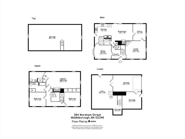 384 Wareham Street Middleboro MA 02346