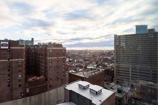 110 Stuart Street Boston MA 02116