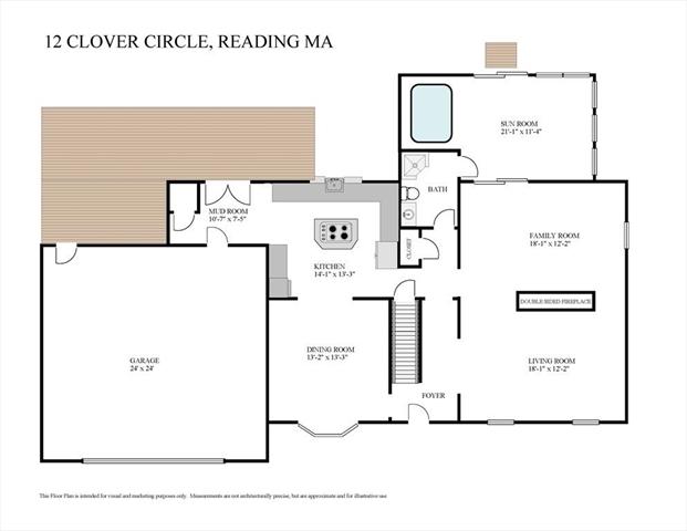 12 CLOVER Circle Reading MA 01867