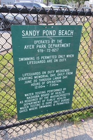 75 Sandy Pond Ayer MA 01432