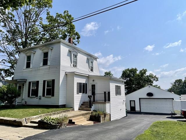 55 Harrison Avenue Fitchburg MA 01420