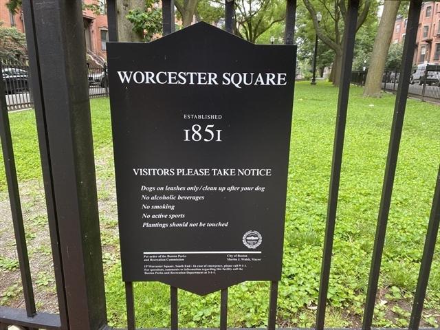 30 Worcester Square Boston MA 02118