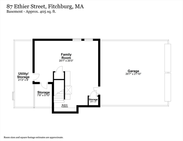 87 Ethier Street Fitchburg MA 01420