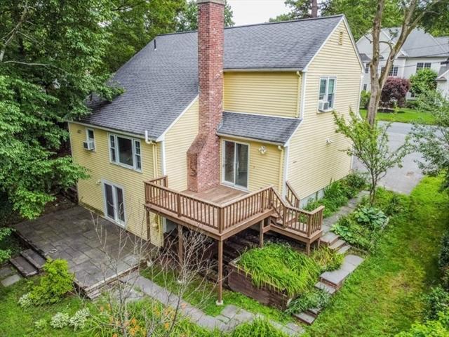 6 Fisher Avenue Wellesley MA 02482
